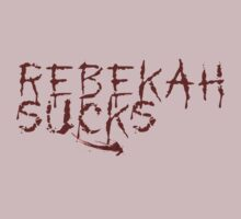 Rebekah Sucks by klwomick