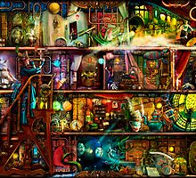 The Fantastic Voyage by Aimee Stewart