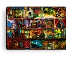 The Fantastic Voyage Canvas Print
