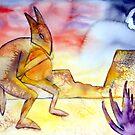 Coyote Sun by Neely Stewart