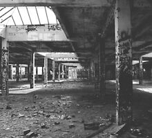 Abandoned Factory by MCTH