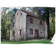 Cross Keys Tavern - Fort Ancient Ohio Poster