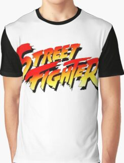 Street Fighter Graphic T-Shirt
