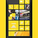 nokia Lumia by G3no