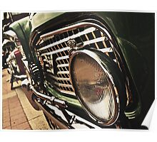 Classic Vehicles - Light It Up Poster