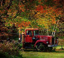 Big Truck Brockway by PineSinger