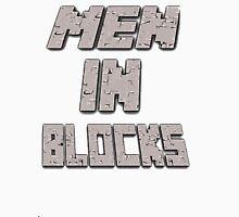 Men In Blocks Logo Unisex T-Shirt