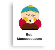 South Park - Cartman Canvas Print