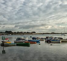 Emsworth on a winter day by Judi Lion