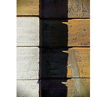 Thirds Photographic Print