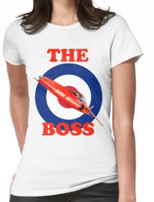 Red Arrows Tee Shirt Womens Fitted T-Shirt