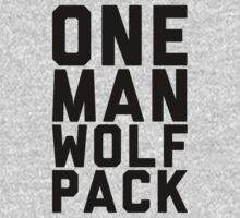 One Man Wolf Pack by Look Human