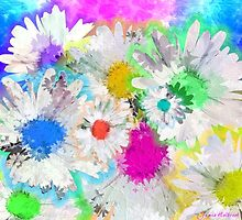 Crazy Daisies by Jamie Holbrook