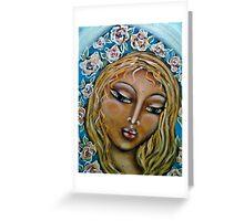 MARY, MARY Greeting Card