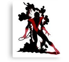 Nightcrawler X-Men III Canvas Print
