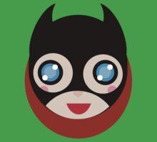 Adorable Arkham: Batgirl Kids Clothes