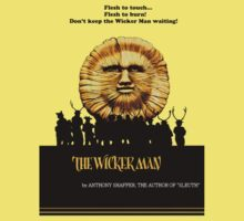 "The Wicker Man ""Vintage Style""  by Faction"