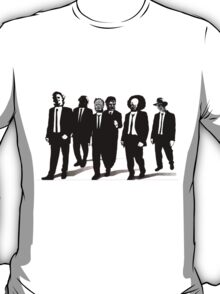 Reservoir Horrors T-Shirt