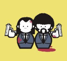 Pulp Fiction by cescocir