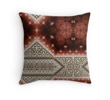 Invasion Force Throw Pillow