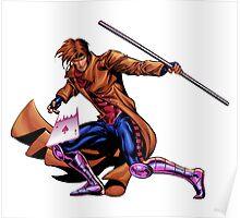 Gambit Xmen Poster