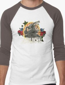 Hawlucha To-Go! Men's Baseball ¾ T-Shirt