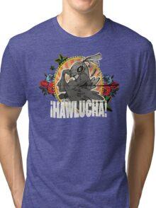 Hawlucha To-Go! Tri-blend T-Shirt