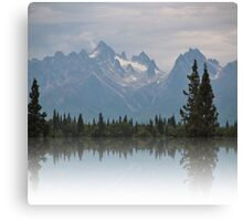 McKinley Reflections Canvas Print