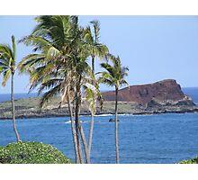 Honolulu Photographic Print