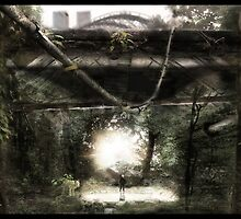 Dystopian Bridge by RaoulRade