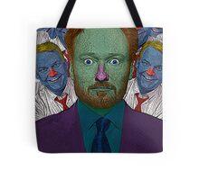 Conan O'Brien Culture Cloth Zinc Collection Tote Bag