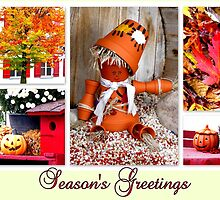 Season's Greetings ~ Halloween by ©The Creative  Minds
