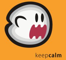 ghost keepcalm by upme