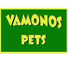 Vamonos Pets Photographic Print
