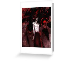 Asmodeus Greeting Card