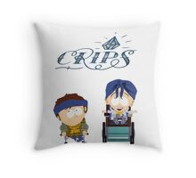 South Park|Jimmy|Timmy|Crips Throw Pillow