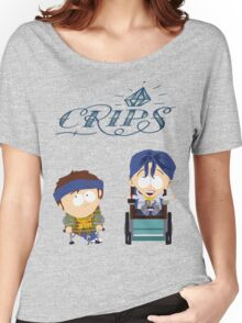 South Park|Jimmy|Timmy|Crips Women's Relaxed Fit T-Shirt