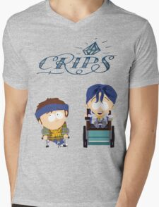 South Park|Jimmy|Timmy|Crips Mens V-Neck T-Shirt