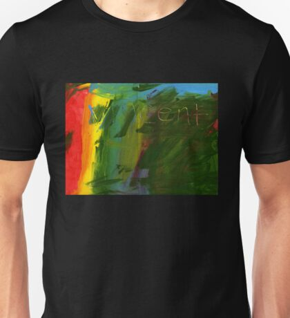 I Don't Know - an Abstract Unisex T-Shirt