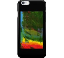I Don't Know - an Abstract iPhone Case/Skin