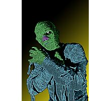 The Mummy Horror Movie by Culture Cloth Zinc Collection Photographic Print