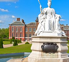Queen Victoria at Kensington by Adrian Alford Photography