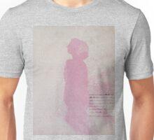 Pink paper - 1 Unisex T-Shirt