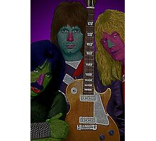 Spinal Tap by Culture Cloth Zinc Collection Photographic Print