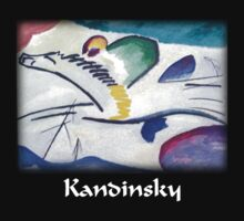 Kandinsky - Lyrical by William Martin