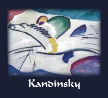 Kandinsky - Lyrical Baby Tee