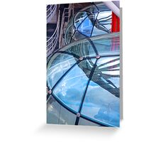 Eye Reflection Greeting Card