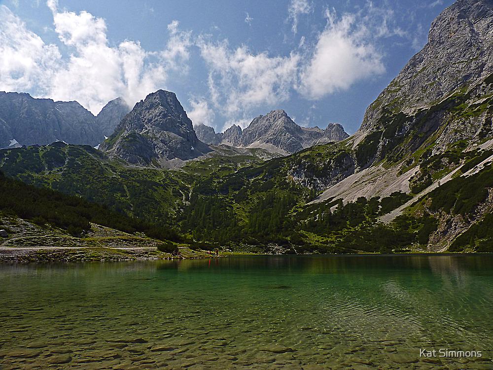 Sebensee - Austria by Kat Simmons