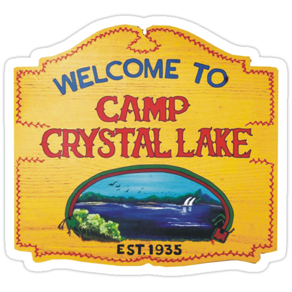 Camp Crystal Lake by BUB THE ZOMBIE