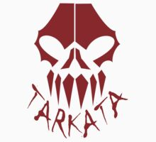 Tarkatan Symbol (Chiller Text) by B3RS3RK3R